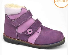 Salus cipő bélelt